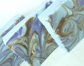 Japanese Tea and Freesia Handmade Soap