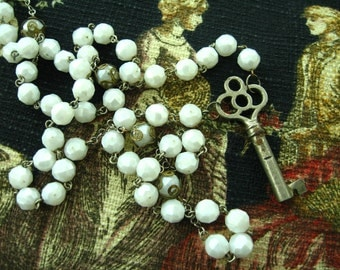 Keeper of the Key, Rosary Necklace