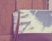SITKA Collection -Linen & Leather Naturally Dyed Bag