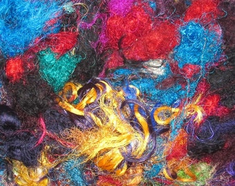Sari Silk Assorted Colours 2 ounces