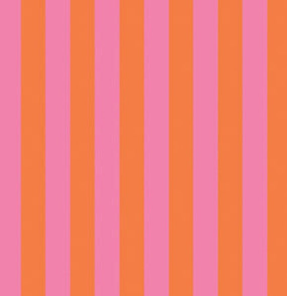 TAZA   Color Stripe Pink by Dena Designs  Designer Fabrics by the Yard, Fabric Sale