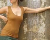 ORGANIC Eos Shirt (light hemp lycra) - organic tank top