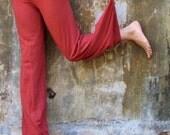 Organic Drawstring Pant (light hemp/organic cotton) - organic pants