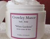 White Gardenia Goat Milk Soap with Jojoba