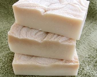 Irish Linen goat milk soap