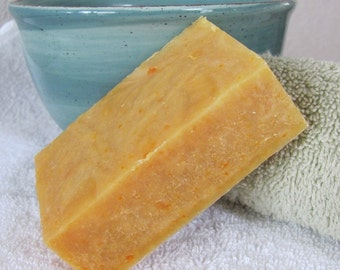 Organic Carrot Facial soap