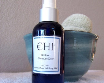 """CHI XII """"Restore Moisture Dew"""" tm - DMAE, Hyaluronic Acid, Peptides - esthetician formulated - give your face a lift"""