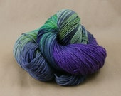 the usual NO SUBSTITUTIONS superwash merino sock yarn