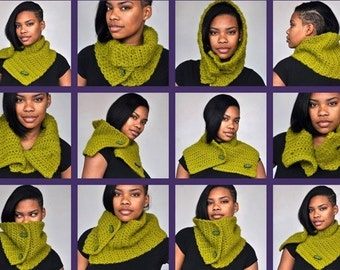 The Multi-Scarf Neckwarmer