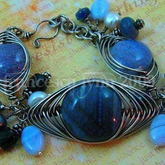 JEWELRY TUTORIAL - Herringbone Weave Jewelry - Instant Download