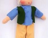 13inch Waldorf Doll NILS HOLGERSSON Steiner dolls toys