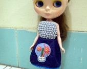 pom pom pretty blythe dress