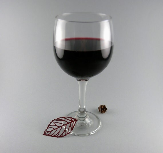Contemporary Collection Dining Wineglass Wine Glass Accessories Charms (8) with Free Shipping
