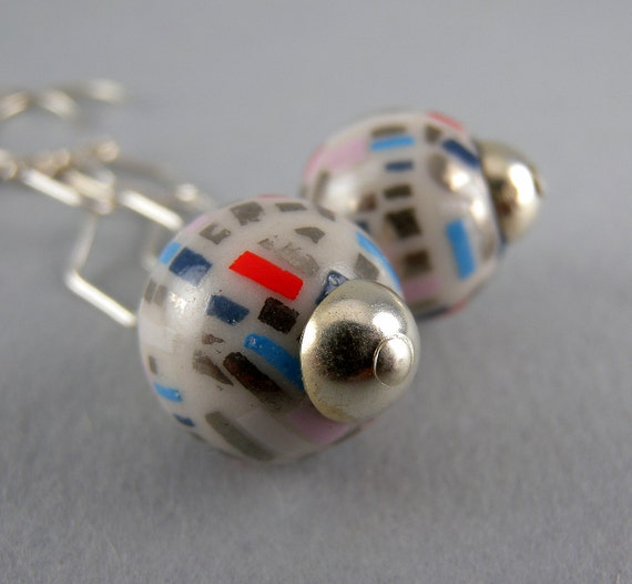 Art Deco Earrings with Free Shipping