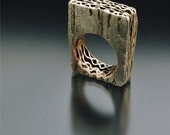 Corrugated Life Ring 14 -- Reserved for Maria