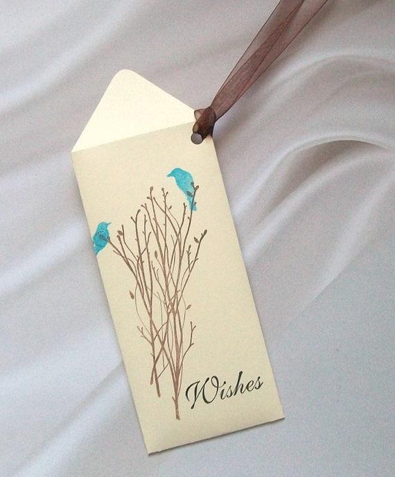 Wedding Wishing Tree - Envelopes - Money Envelopes