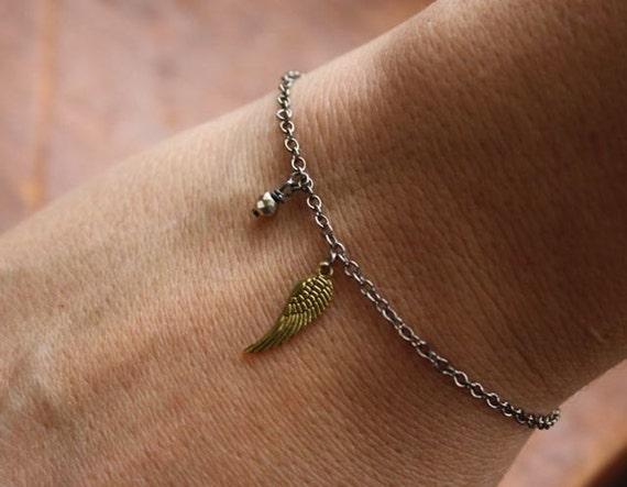 Take Flight Wing Bracelet