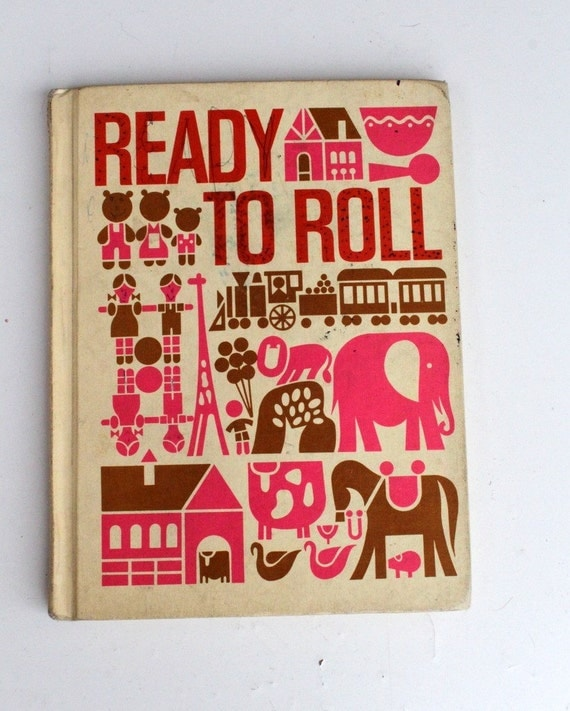 Book Covering Roll : Ready to roll s children reading book