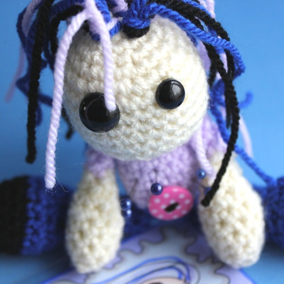Felicity the Amigurumi Voodoo Doll