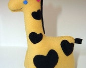 Giraffe For Sarah
