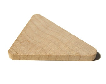 Wooden Triangle Blank