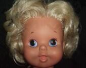 1977 Hasbro Peek A Boo Baby Doll