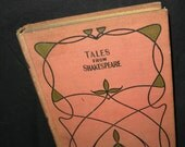 Old Tales from Shakespeare Book