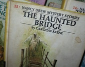 1972  Nancy Drew Haunted Bridge