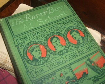 1899 Rover Boys at School