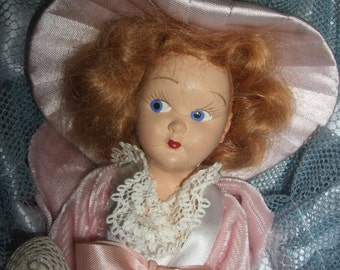 Vintage Gibson Play House Doll