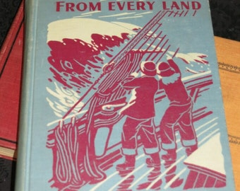 1941 From Every Land Basic Reader