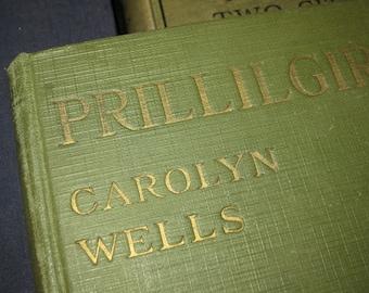 1924 Prillilgirl Book
