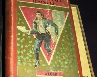 Horatio Alger's Shifting For Himself Book