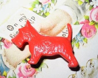 Vintage Miniature Scottie Dog