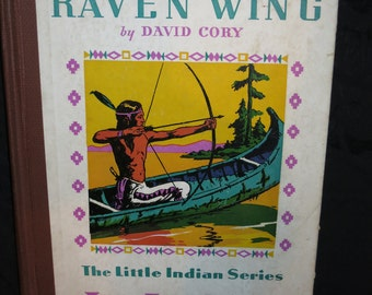 1937 Raven Wing Book