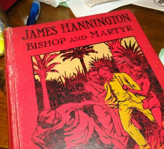 1900's James Hannington Book