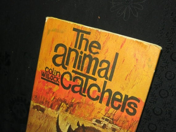 1964 Animal Catchers Book