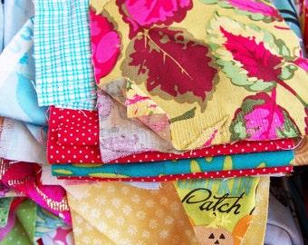 Corloful Pack Of Fabric Scraps