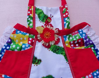Very Hungry Caterpillar Apron