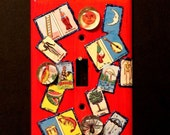loteria switch plates