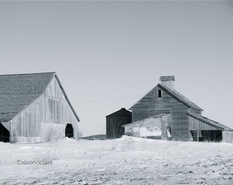 Rural Geometry I, CR1500, McLean County, Illinois