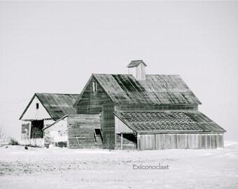 Rural Geometry II, CR1500, McLean County, Illinois