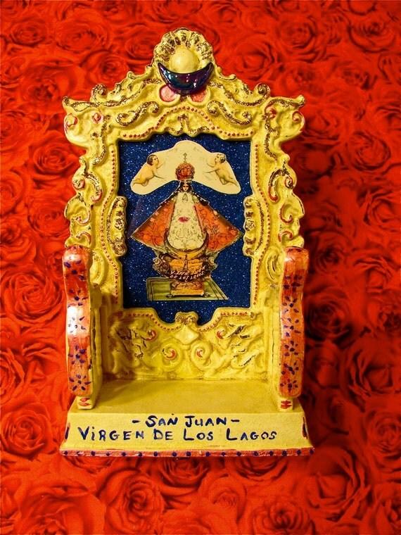 Virgin de San Juan de los Lagos Virgin of Mexico