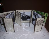 Tying the Knot Wedding Keepsake Album FREE SHIPPING