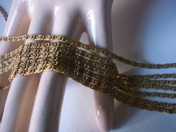 Vintage Fine Link Chain