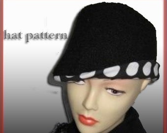 ALMOST FREE HAT pattern  BE QUICK FOR THIS ONE epattern