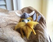 Needle Felted Viking