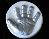Child's Handprint Paperweight- 3D OUTPRINT
