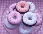 KNITTED CAKES KNITTING PATTERN BY EMAIL - DELICIOUS DONUTS