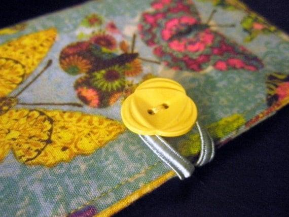 Butterfly Tea Wallet